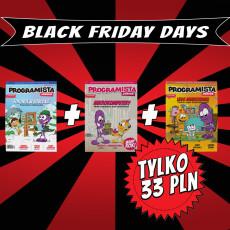 Black Friday Days z Juniorem! Archiwalne wydania w niskiej cenie