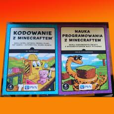 Książki o Minecraft w prezencie dla prenumeratorów!