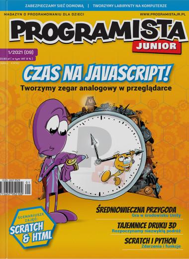 Programista Junior 01/2021 (09) aktualny