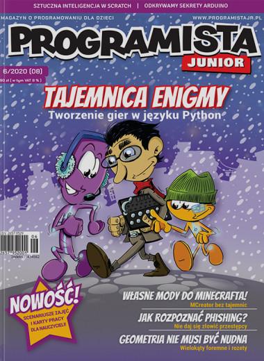 Programista Junior 06/2020 (08) aktualny